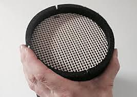 Bild på keramiskt värmebatteri
