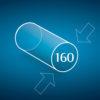 LUNOS 160-serie decentraliserad ventilation