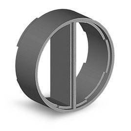 LUNOS adapter decentraliserad ventilation