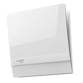 Produkt LUNOS innerkåpa glas decentraliserad ventilation