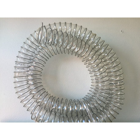 Ventilationsslang 76 mm decentraliserad ventilation