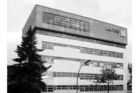 Bild på LUNOS fabrik