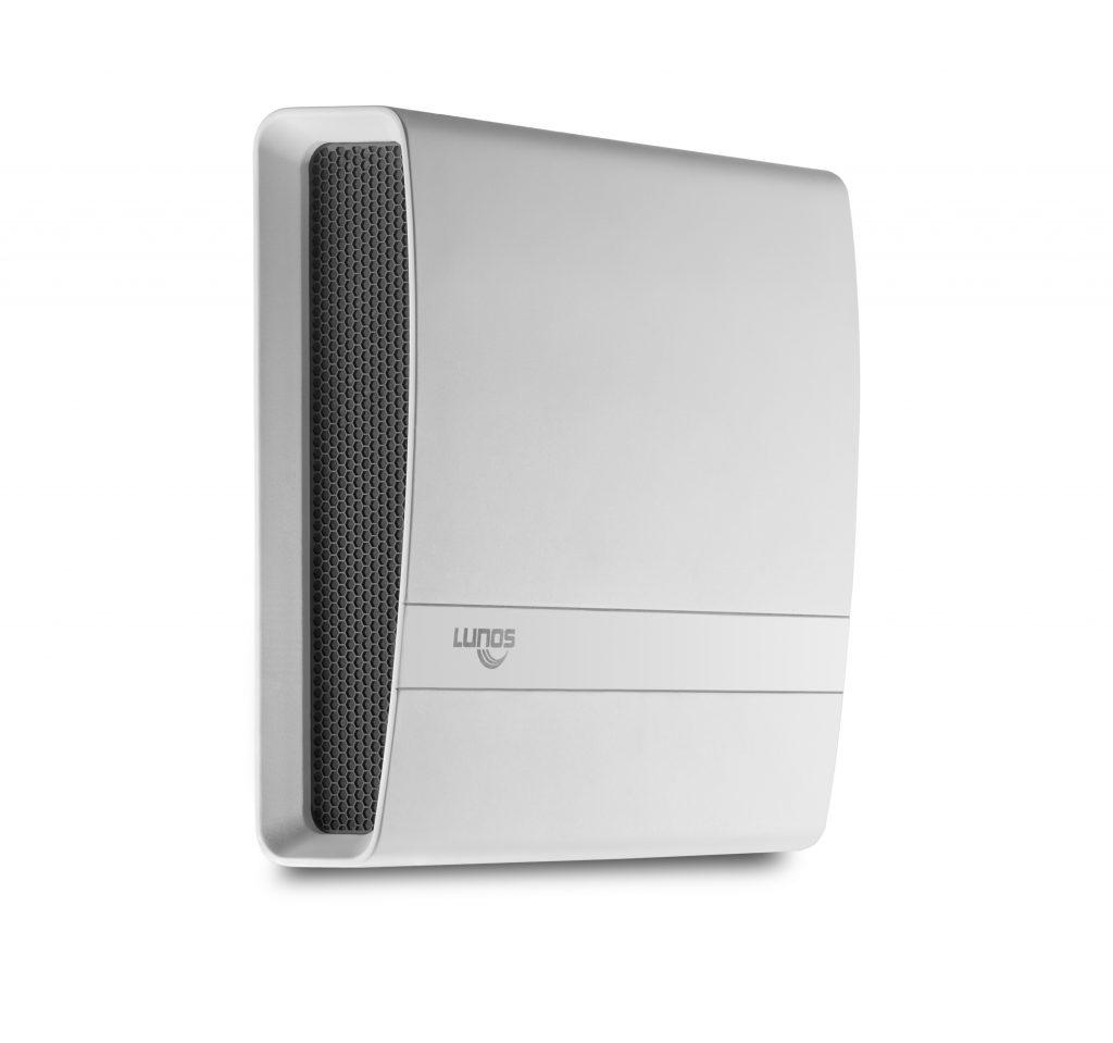 Innerkåpa LUNOS EGO decentraliserad ventilation