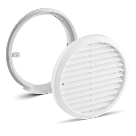 LUNOS yttergaller decentraliserad ventilation
