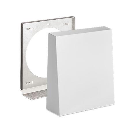 LUNOS ytterkåpa decentraliserad ventilation