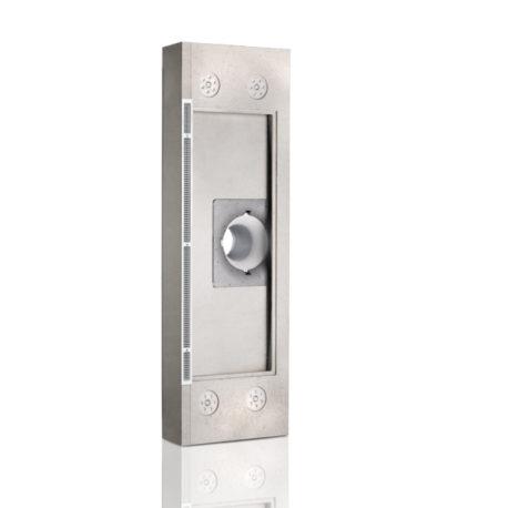 LUNOS väggelement decentraliserad ventilation